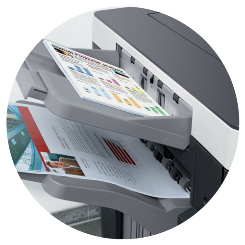 printing scanning and fax