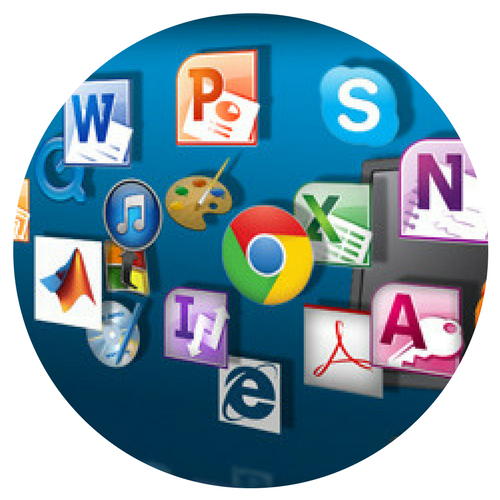 Software and web applications
